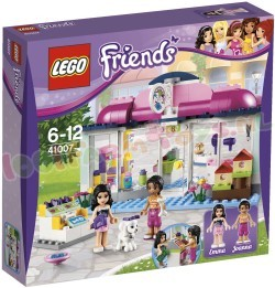 LEGO FRIENDS HEARTLAKE DIERSALON 242 ST.