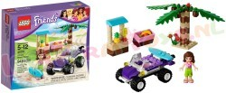 LEGO FRIENDS OLIVIA'S BUGGY   94 STUKJES