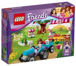 LEGO FRIENDS SUNSHINE OOGST