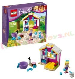 LEGO FRIENDS STEPHANIE'S LAMMETJE 78 ST.