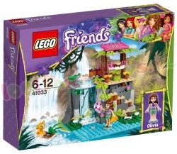 LEGO FRIENDS JUNGLE WATERVAL 183 ST.