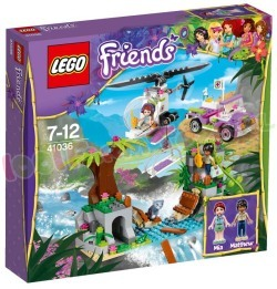 LEGO FRIENDS JUNGLE REDDINGSACTIE 365 ST