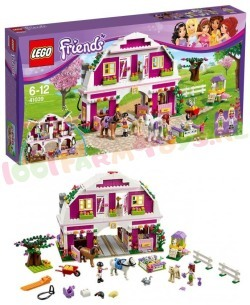 LEGO FRIENDS SUNSHINE RANCH OP=OP