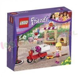 LEGO FRIENDS STEPHANIES PIZZERIA 87stukj