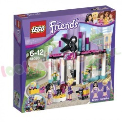LEGO FRIENDS HEARTLAKE KAPSALON 318stukj