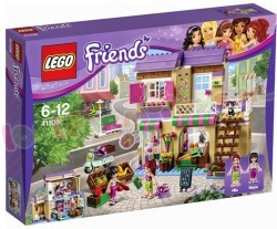 LEGO FRIENDS HEARTLAKE SUPERMARKT