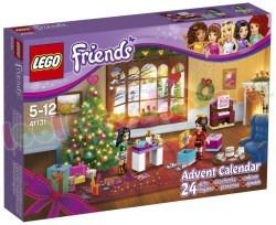LEGO FRIENDS ADVENT KALENDER 2016