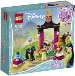 LEGO DISNEY MULAN'S TRAININGSDAG