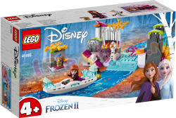 LEGO DISNEY Anna's kano-expeditie