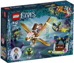LEGO ELVES EMILY JONES EN DE ADELAAR-