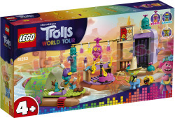 LEGO TROLLS Lonesome Flats wildwater-