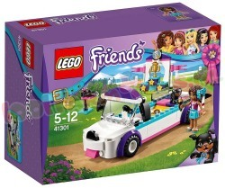 LEGO FRIENDS PUPPY OPTOCHT