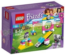 LEGO FRIENDS PUPPY SPEELTUIN