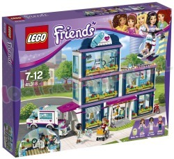 LEGO<br>FRIENDS<br>PAARDENDOKTER<br>TRAILER