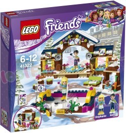 LEGO FRIENDS WINTERSPORT IJSBAAN