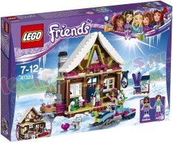 LEGO FRIENDS WINTERSPORT CHALET