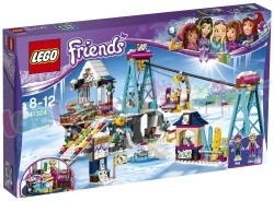 LEGO FRIENDS WINTERSPORT SKILIFT