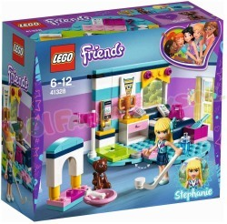 LEGO FRIENDS STEPHANIE'S SLAAPKAMER