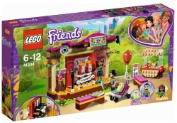 LEGO FRIENDS ANDREA'S PARKPRESTATIES