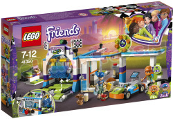 LEGO FRIENDS AUTWASSTRAAT