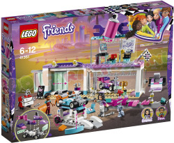 LEGO FRIENDS CREATIEVE TUNINGSHOP