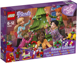 LEGO FRIENDS Adventkalender 2018