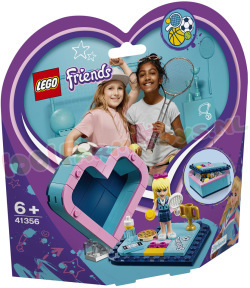 LEGO Friends Stephanie Hartvormige Doos