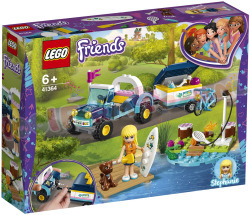 LEGO Friends Stephanie's Buggy Aanhanger