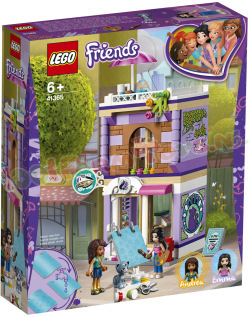 LEGO Friends Emma's Kunstatelier