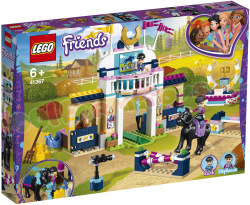LEGO Friends Stephanie's Paardencocours