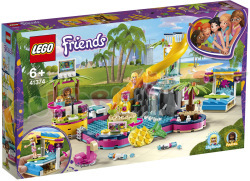 LEGO Friends Andrea's zwembadfeest