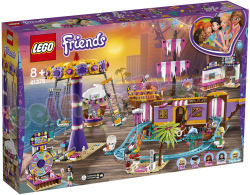 LEGO Friends Heartlake City pier+kermis-