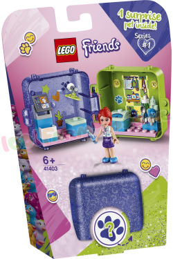 LEGO Friends Mia's speelkubus