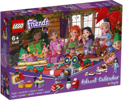 LEGO Friends AdventKalender 2020
