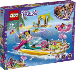 LEGO Friends FeestBoot