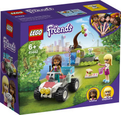 LEGO FRIENDS Dierenkliniek Reddingsbuggy