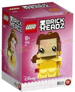 LEGO BRICK HEADZ BELLE