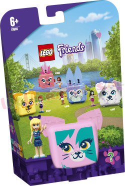 LEGO Friends Stephanie's kattenkubus