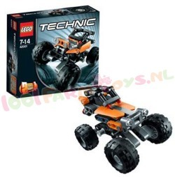 LEGO TECHNIC MINI OFF ROADER 100 ST.