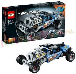 LEGO TECHNIC HOT ROD         414 stukjes