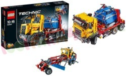 LEGO TECHNIC CONTAINERTRUCK  948 ST.