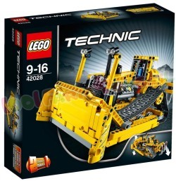 LEGO TECHNIC 2 IN 1 BULLDOZER 617 ST.