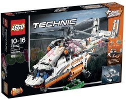 LEGO TECHNIC GROTE VRACHTHELIKOPTER 2in1