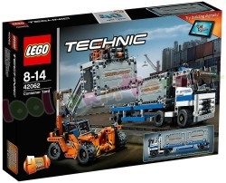 LEGO TECHNIC CONTAINERTRANSPORT