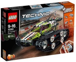 LEGO<br>TECHNIC<br>HOVERCRAFT<br>VEERBOOT