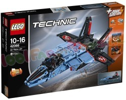 LEGO TECHNIC RACE STRAALJAGER 2in1