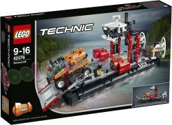 LEGO TECHNIC HOVERCRAFT VEERBOOT