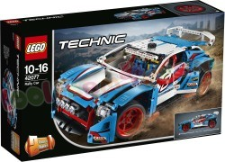 LEGO TECHNIC RALLYAUTO of BUGGY
