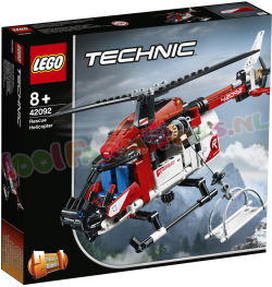 LEGO TECHNIC ReddingsHelikopter