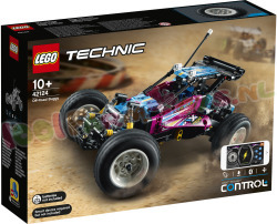 LEGO TECHNIC R/C TerreinBuggy via App.